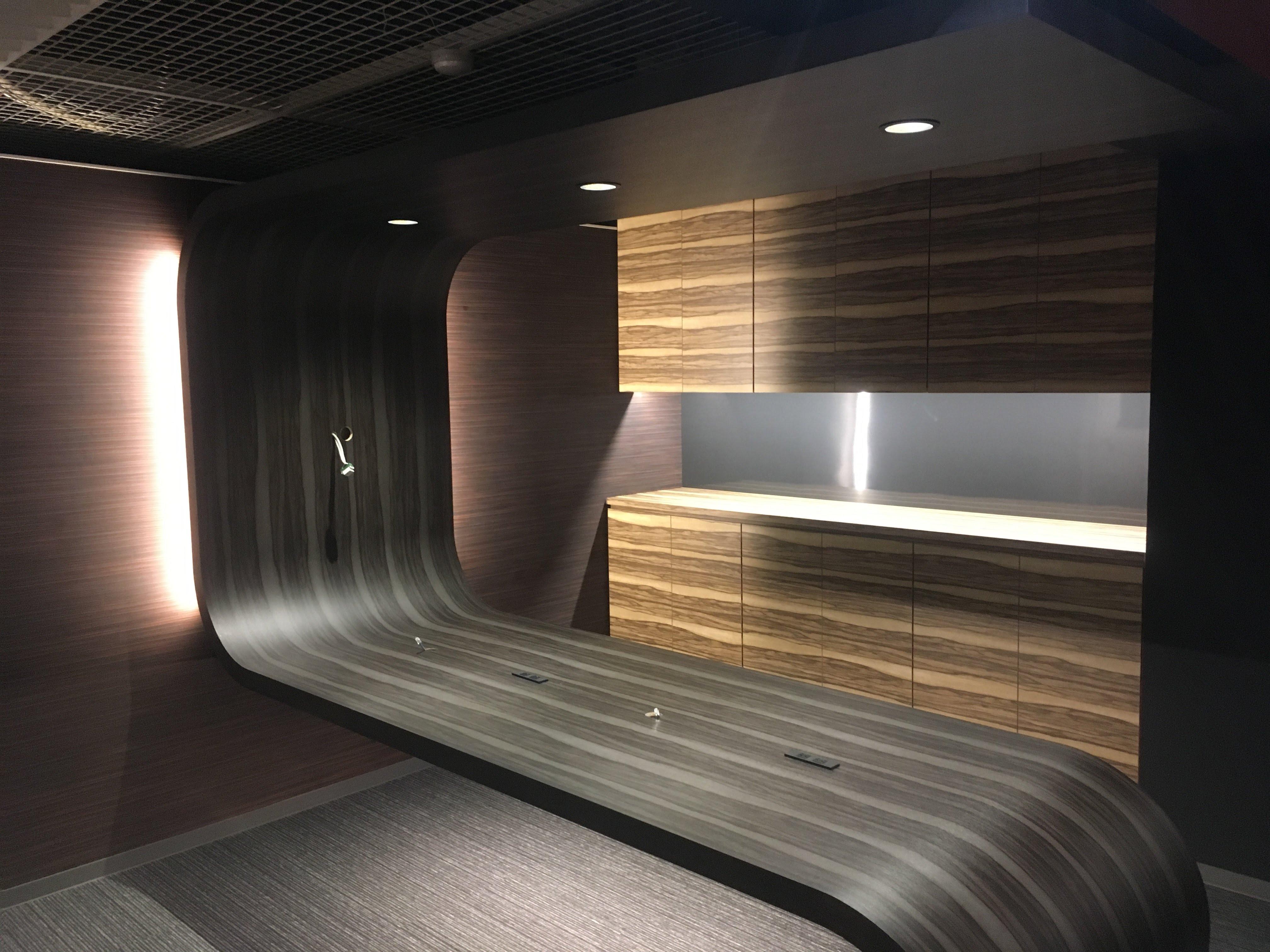 オフィスの設計施工。