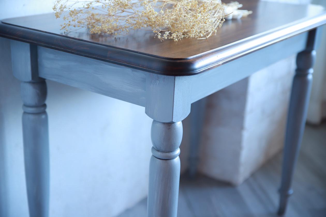 癒し系美容室のオーダーテーブル